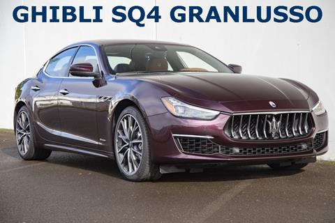 2019 Maserati Ghibli for sale in Wilsonville, OR