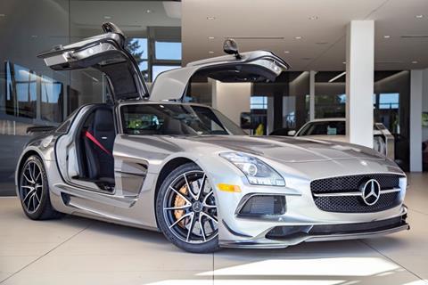 2014 Mercedes Benz SLS AMG For Sale In Wilsonville, OR