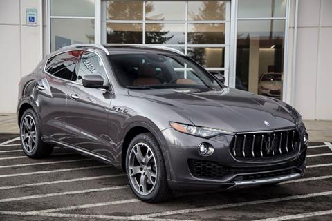 Maserati Suv For Sale
