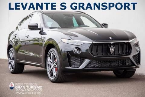 2019 Maserati Levante for sale in Wilsonville, OR
