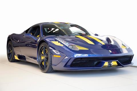 2015 Ferrari 458 Speciale >> 2015 Ferrari 458 Speciale For Sale In Wilsonville Or