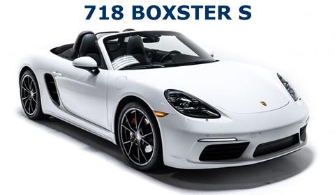 2017 Porsche 718 Boxster for sale in Wilsonville, OR