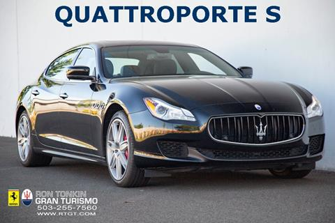 Certified Pre-Owned Cars for Sale Wilsonville 97070 Beaverton OR OR - Ron Tonkin Gran Turismo