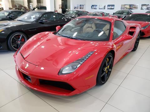 2019 Ferrari 488 Spider for sale in Wilsonville, OR