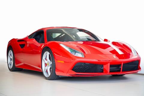 2016 Ferrari 488 GTB for sale in Wilsonville, OR