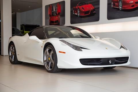 2013 Ferrari 458 Italia for sale in Wilsonville, OR