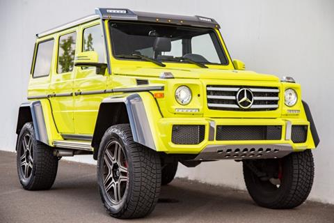 2017 Mercedes-Benz G-Class for sale in Wilsonville, OR
