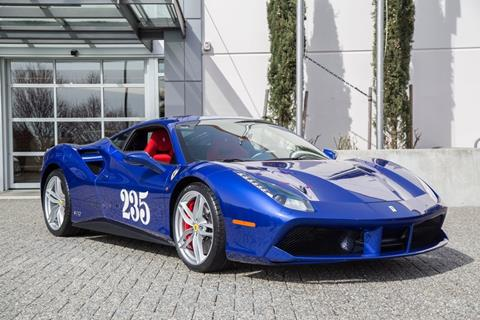 2018 Ferrari 488 GTB for sale in Wilsonville, OR