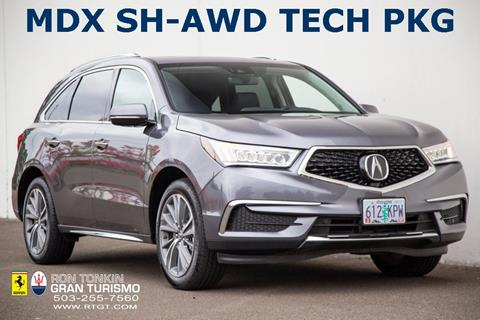2018 Acura MDX for sale in Wilsonville, OR