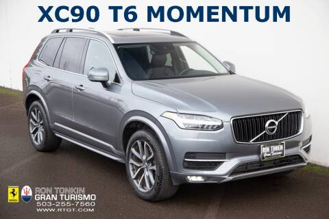 2019 Volvo XC90 for sale at Ron Tonkin Gran Turismo in Wilsonville OR