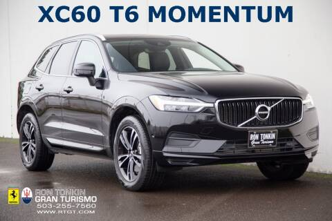 2019 Volvo XC60 for sale at Ron Tonkin Gran Turismo in Wilsonville OR