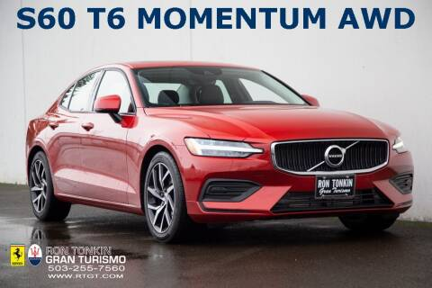 2019 Volvo S60 for sale at Ron Tonkin Gran Turismo in Wilsonville OR