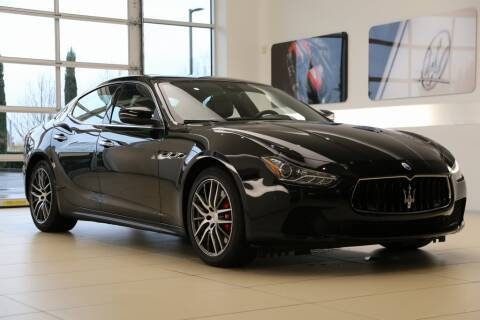 2017 Maserati Ghibli for sale at Ron Tonkin Gran Turismo in Wilsonville OR