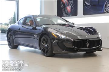 2017 Maserati GranTurismo for sale in Wilsonville, OR