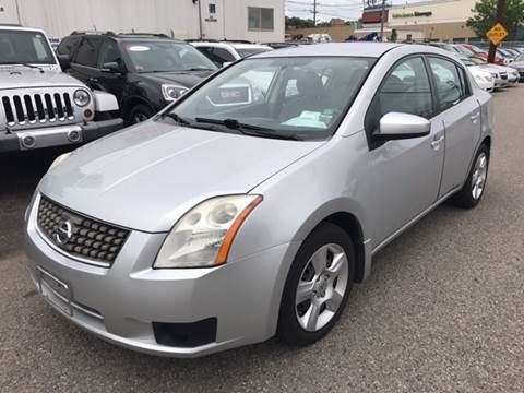 2007 Nissan Sentra for sale in Hasbrouck Heights, NJ