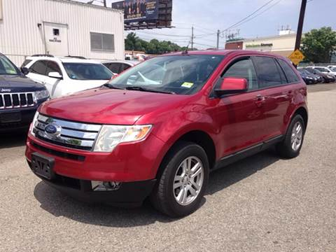 2007 Ford Edge for sale in Hasbrouck Heights, NJ