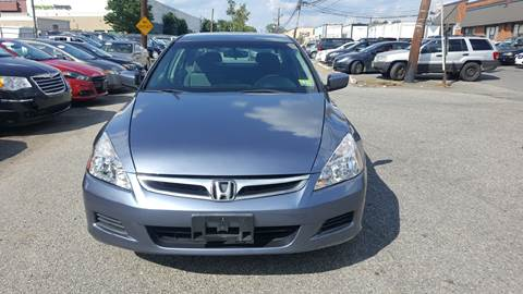 2007 Honda Accord for sale in Hasbrouck Heights, NJ