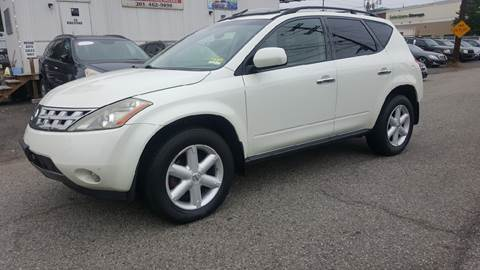 2004 Nissan Murano for sale in Hasbrouck Heights, NJ