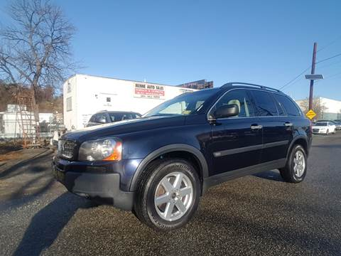 2006 Volvo XC90 for sale at MENNE AUTO SALES in Hasbrouck Heights NJ