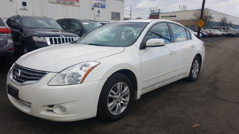2010 Nissan Altima for sale at MENNE AUTO SALES in Hasbrouck Heights NJ