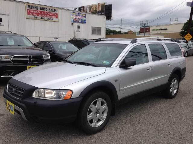 2006 Volvo XC70 for sale at MENNE AUTO SALES in Hasbrouck Heights NJ