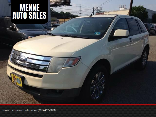 Ford Edge Awd Sel Dr Crossover Hasbrouck Heights Nj