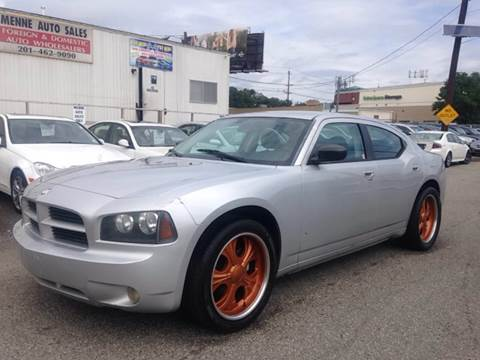 2008 Dodge Charger for sale at MENNE AUTO SALES in Hasbrouck Heights NJ