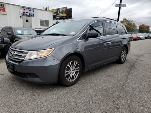 2011 Honda Odyssey for sale in Hasbrouck Heights, NJ
