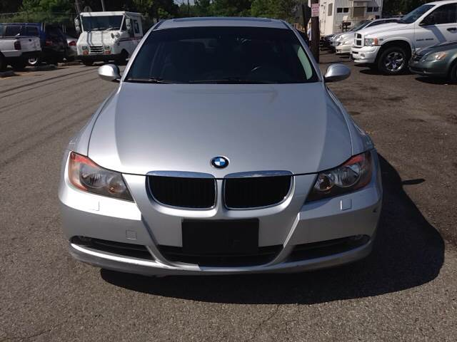 2008 BMW 3 Series for sale at MENNE AUTO SALES in Hasbrouck Heights NJ