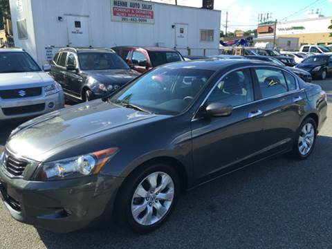 2008 Honda Accord for sale at MENNE AUTO SALES in Hasbrouck Heights NJ