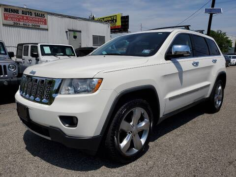 2012 Jeep Grand Cherokee for sale at MENNE AUTO SALES in Hasbrouck Heights NJ
