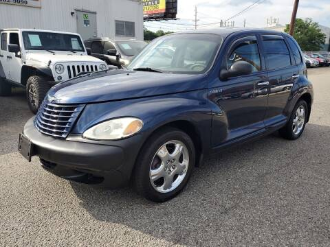 2002 Chrysler PT Cruiser for sale at MENNE AUTO SALES in Hasbrouck Heights NJ