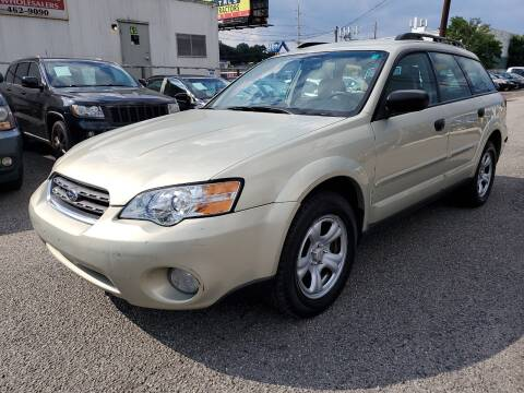 2007 Subaru Outback for sale at MENNE AUTO SALES in Hasbrouck Heights NJ