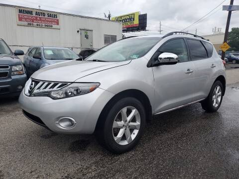 2010 Nissan Murano for sale at MENNE AUTO SALES in Hasbrouck Heights NJ