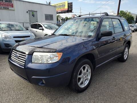 2006 Subaru Forester for sale at MENNE AUTO SALES in Hasbrouck Heights NJ