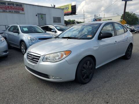 2007 Hyundai Elantra for sale at MENNE AUTO SALES in Hasbrouck Heights NJ