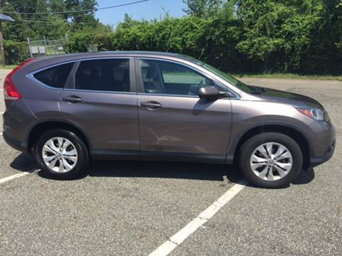 2012 Honda CR-V for sale at MENNE AUTO SALES in Hasbrouck Heights NJ