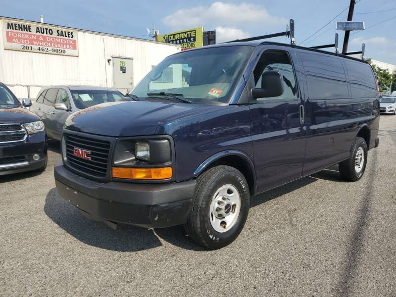 2012 GMC Savana Cargo for sale at MENNE AUTO SALES in Hasbrouck Heights NJ