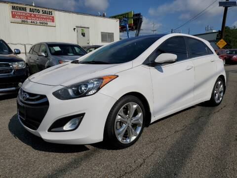 2014 Hyundai Elantra GT for sale at MENNE AUTO SALES in Hasbrouck Heights NJ