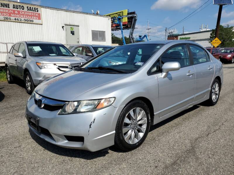2010 Honda Civic for sale at MENNE AUTO SALES in Hasbrouck Heights NJ