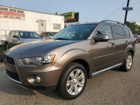 2012 Mitsubishi Outlander for sale at MENNE AUTO SALES in Hasbrouck Heights NJ