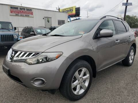 2009 Nissan Murano for sale at MENNE AUTO SALES in Hasbrouck Heights NJ