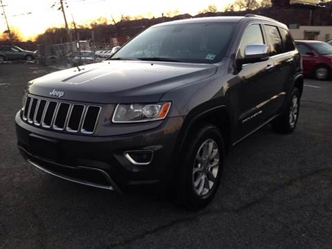 2014 Jeep Grand Cherokee for sale at MENNE AUTO SALES in Hasbrouck Heights NJ