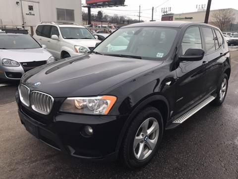 2012 BMW X3 for sale in Hasbrouck Heights, NJ