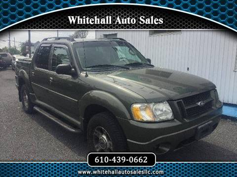 2004 Ford Explorer Sport Trac for sale in Whitehall, PA