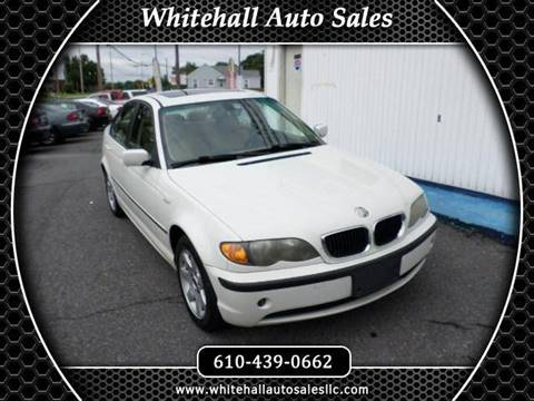 2005 BMW 3 Series for sale in Whitehall, PA