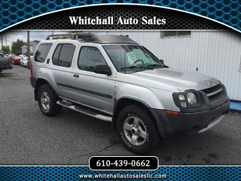 2004 Nissan Xterra for sale in Whitehall, PA