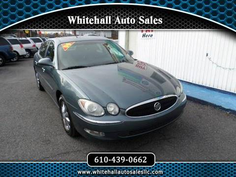 2006 Buick LaCrosse for sale in Whitehall, PA