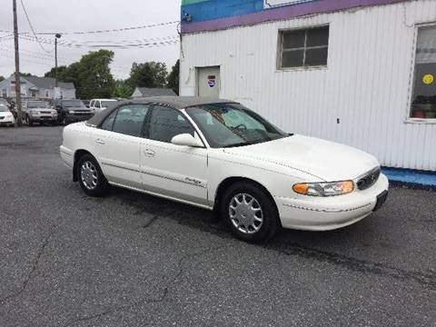 2002 Buick Century for sale in Whitehall, PA