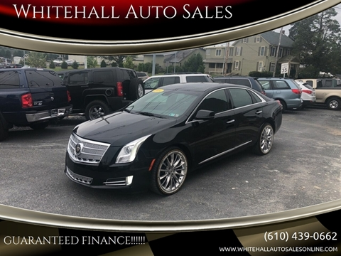 Whitehall Auto Sales >> 2014 Cadillac Xts For Sale In Whitehall Pa